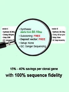 gene-synthesis-subcloning
